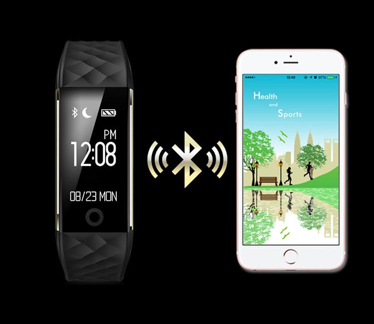 Приложение для Diggro S2 SmartWristband