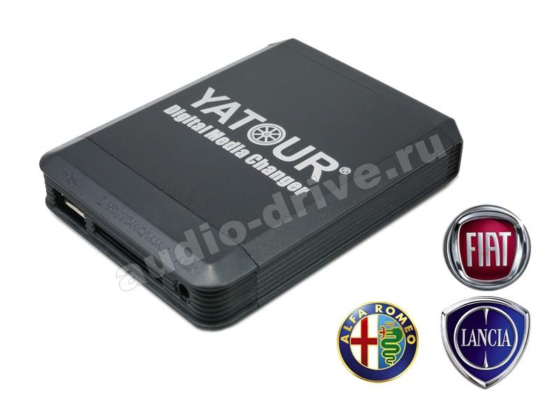 USB MP3/iPhone адаптер Yatour Yatour YT M07 для Fiat/Alfa Romeo/Lancia (FA)