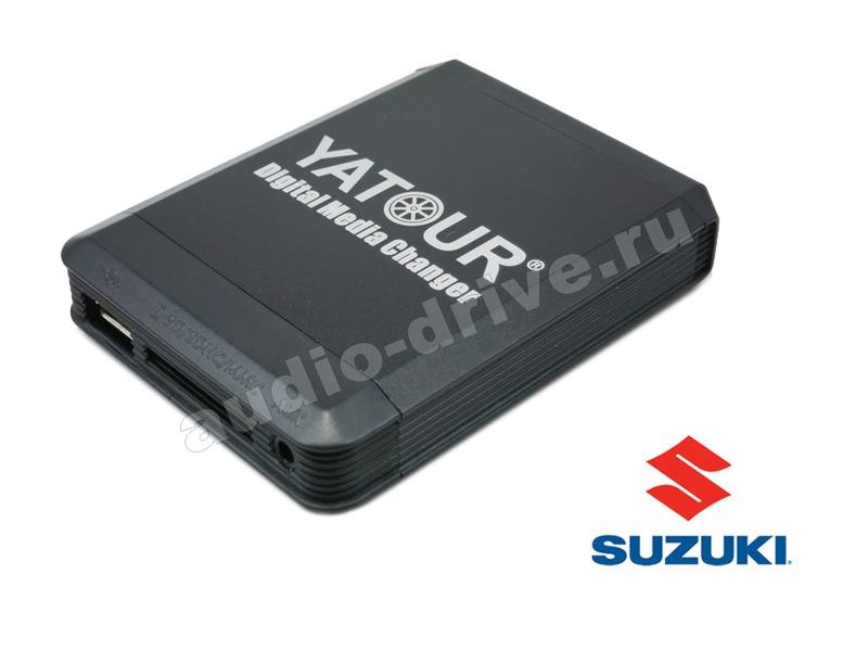 USB MP3/iPhone адаптер Yatour Yatour YT M07 для Suzuki (SUZ2)