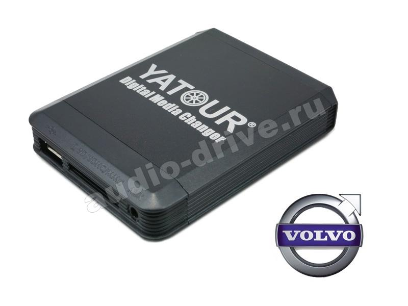 USB MP3/iPhone адаптер Yatour Yatour YT M07 для Volvo (VOLSC)