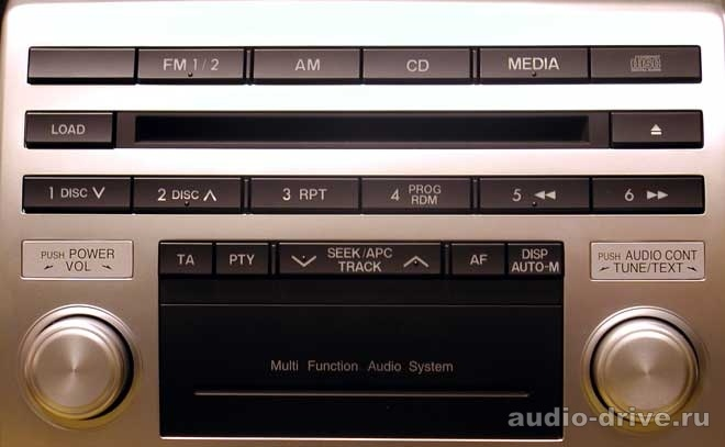 Usb Mp3 адаптер Триома Multi Flip для Mazda купить в