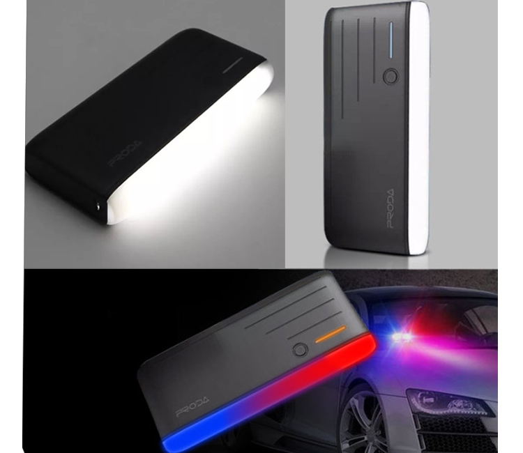 Фонарик в power bank Remax Proda Time PPL-19