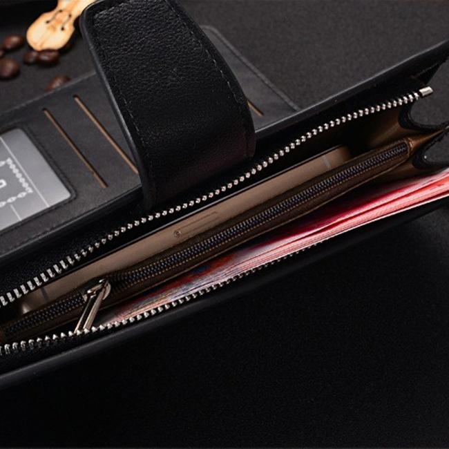f3b00dd9ac51 Мужской клатч Baellerry Business - Черный – купить в магазине Audio ...