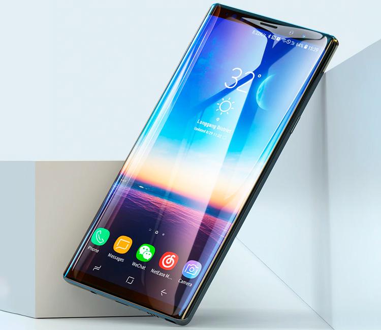 волшебную новогоднюю самсунг телефон с изогнутым экраном фото связано