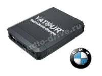 USB MP3/iPhone адаптер Yatour YT M07 для BMW (BMW1)
