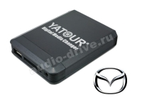 USB MP3/iPhone адаптер Yatour YT M07 для Mazda (MAZ1)
