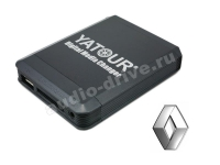 USB MP3/iPhone адаптер Yatour YT M07 для Renault (REN12)