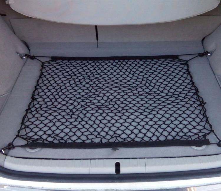 Сетка в багажник авто фото множество способов