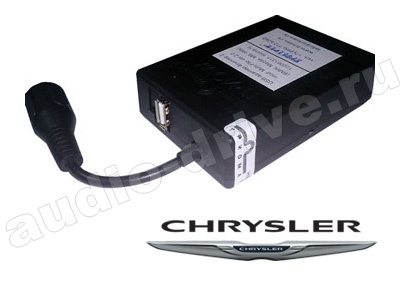USB MP3 адаптер Триома Multi-Flip для Chrysler/Dodge/Jeep (8 pin)