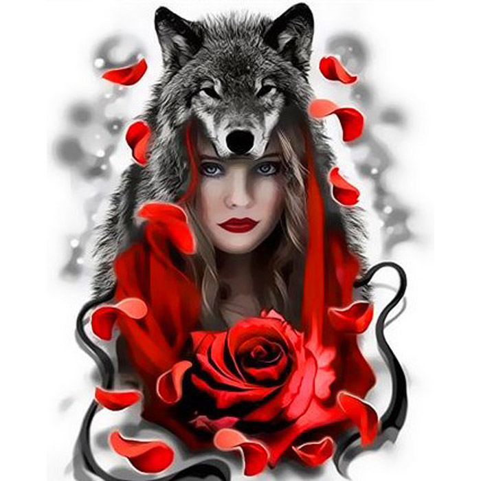 сегодня картинки волки фэнтези в шляпе конце