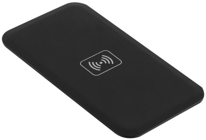 Платформа QI для беспроводной зарядки Samsung Galaxy S4 - черного цвета