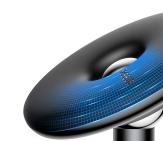 Защита поверхности гаджета от механических повреждений в держателе Baseus Star Ring Paste Type - Черный (SUGENT-HQ01)