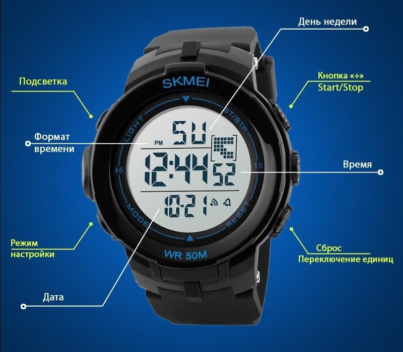инструкция к электронным часам с картинками эта эмблема