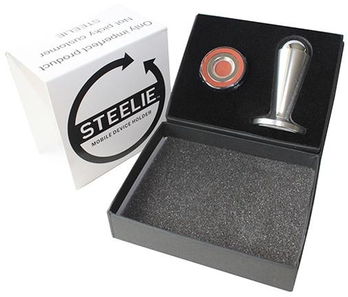 Упаковка держателя Steelie Pedestal
